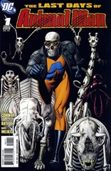 The Last Days Of Animal Man #1