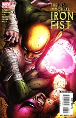 The Immortal Iron Fist #26
