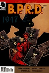 B.P.R.D. - 1947 #1