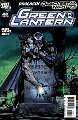 Green Lantern V4 #43
