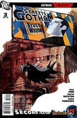 Batman - Streets of Gotham #3
