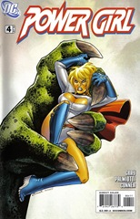 Power Girl #4