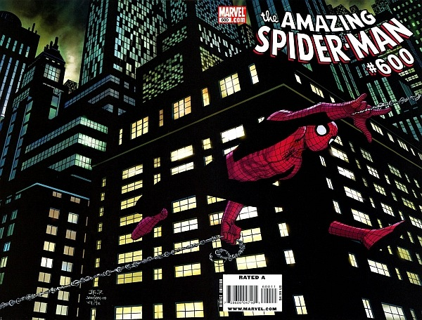 The Amazing Spider-Man #600